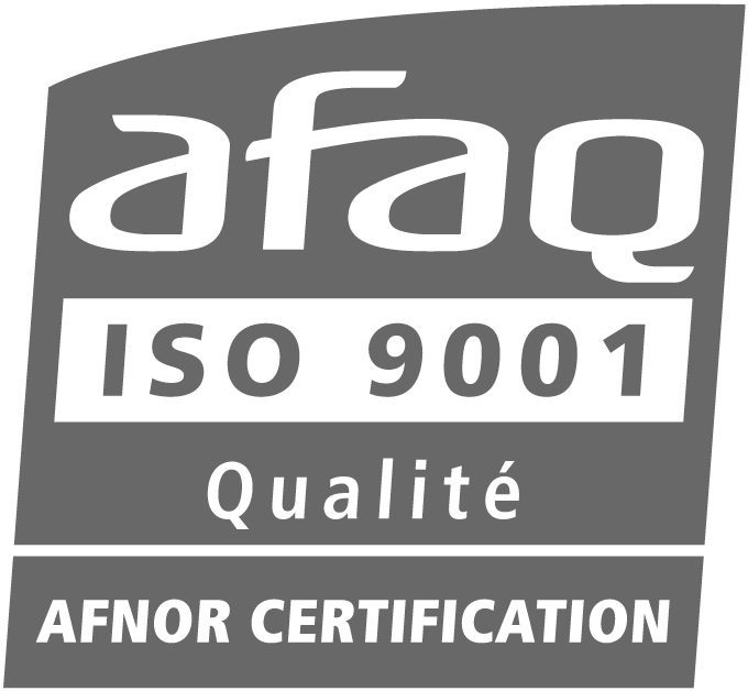 Plasturgie industrielle sur mesure – Certification ISO 9001